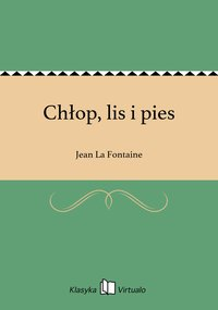 Chłop, lis i pies - Jean La Fontaine - ebook