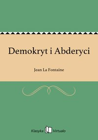 Demokryt i Abderyci