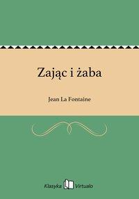 Zając i żaba - Jean La Fontaine - ebook