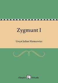 Zygmunt I