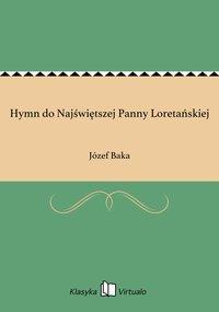 Hymn do Najświętszej Panny Loretańskiej