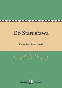 Do Stanisława