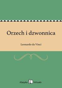Orzech i dzwonnica - Leonardo da Vinci - ebook