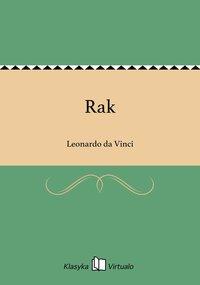 Rak - Leonardo da Vinci - ebook