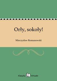 Orły, sokoły! - Mieczysław Romanowski - ebook