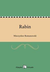 Rabin - Mieczysław Romanowski - ebook