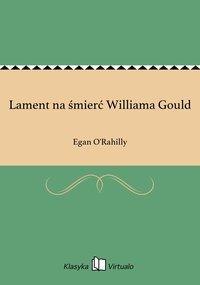 Lament na śmierć Williama Gould
