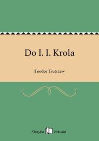 Do I. I. Krola