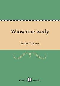 Wiosenne wody - Teodor Tiutczew - ebook