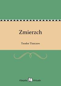 Zmierzch - Teodor Tiutczew - ebook