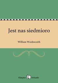 Jest nas siedmioro - William Wordsworth - ebook