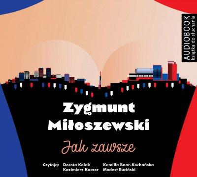 Miłoszewski Zygmunt - Jak zawsze