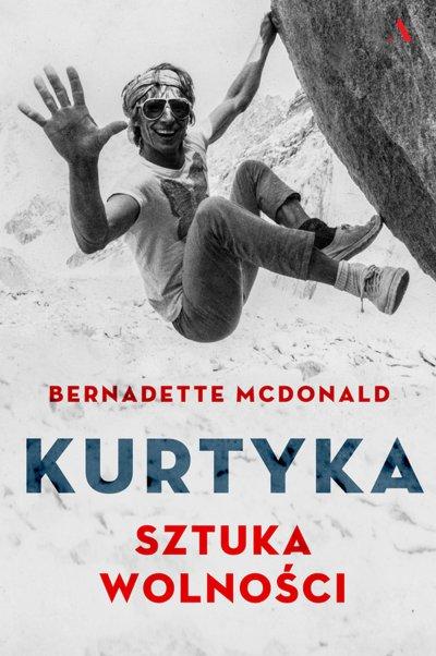 Okładka książki Kurtyka