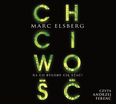Chciwość - Marc Elsberg (audiobook)