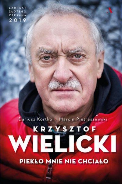 Okładka książki Krzysztof Wielicki
